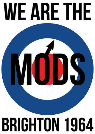 We are the Mods - Brighton 1964