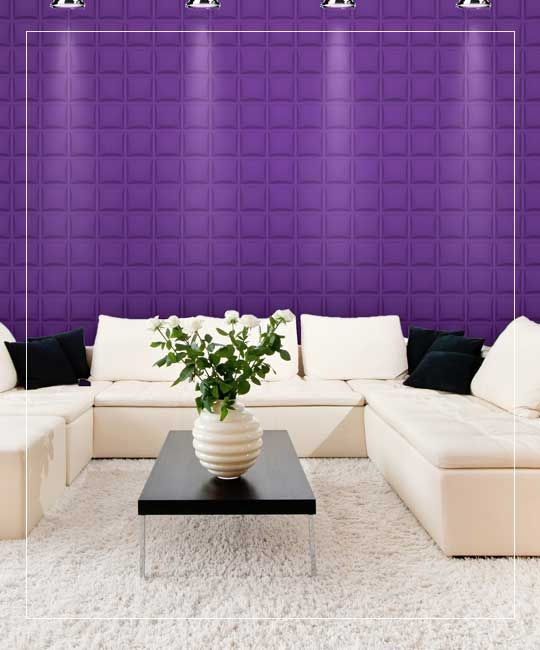 WallArt 3D Decorative Wall Panels bring your walls to life!