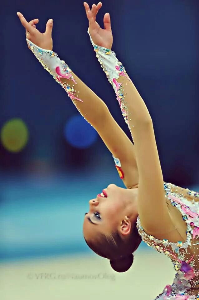 Beautiful Margarita Mamun - Rhythmic Gymnastics