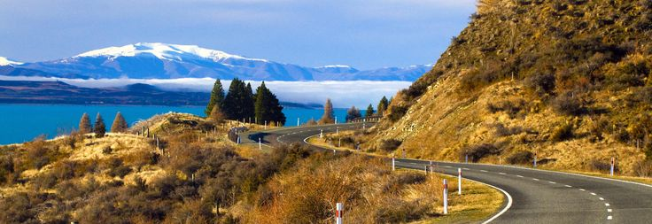 A road trip around New Zealand reveals one exceptional landscape after another.