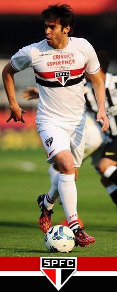 Kaká Sao Paulo FC