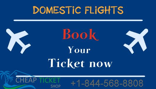 #Domestic_Flights - Book Your Ticket Now at www.cheapticketshop.com .