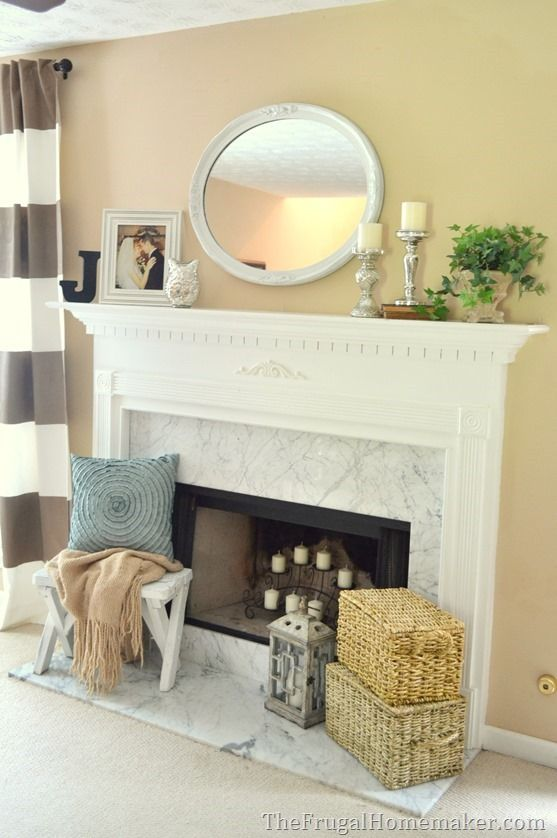 Best 20+ Mantel Decor Everyday Ideas On Pinterest | Mantle Ideas, Mantle  Decorating And