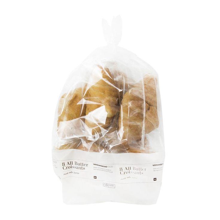 All Butter Croissants 8Pk