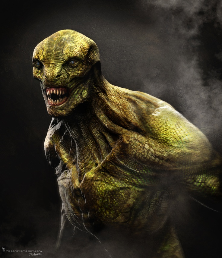 Artist Jerad Marantz makes monsters. He's been drawing them ever since he was a child. Now he designs them professionally for the movies. Did you see THE AMAZING SPIDER-MAN? Yep, he designed the look for THE LIZARD. Now, he's generously donated an autographed print of his concept art to our 2nd Annual Poker Tournament! The only way you could get your hands on this piece of Hollywood History is if you play and win! So, what are you waiting for? #poker #prizes