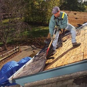 Step by step, detailed instructions, on how to remove your existing shingles from your roof.