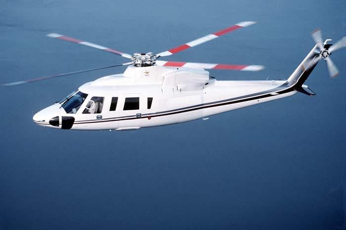 Currently working on one of these. Sikorsky s-76D