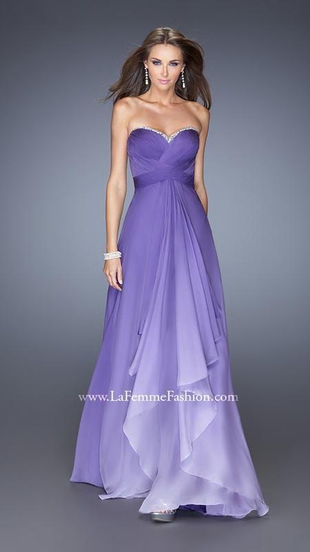 La Femme 19686 | La Femme Fashion 2014 - La Femme Prom Dresses - Dancing with the Stars