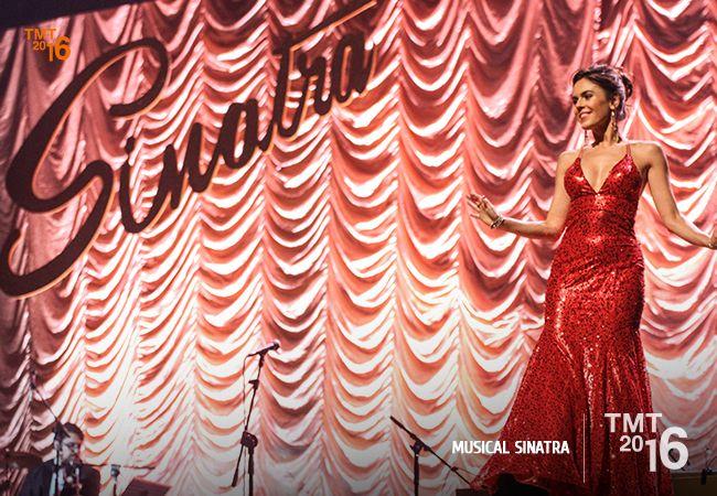 Musical Sinatra, Carolina Varleta, Teatro Municipal Temuco 2016
