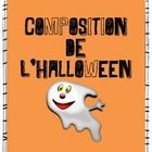French Halloween Writing Activity