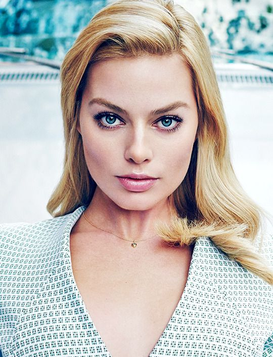 Margot Robbie - www.facebook.com/ILoveHotAndCuteCelebrities