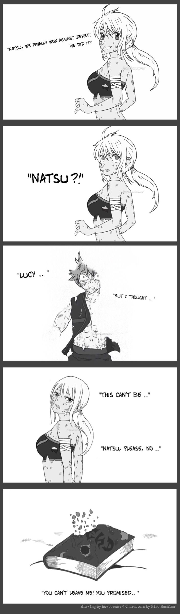 this is my edit of an Nalu fanfiction