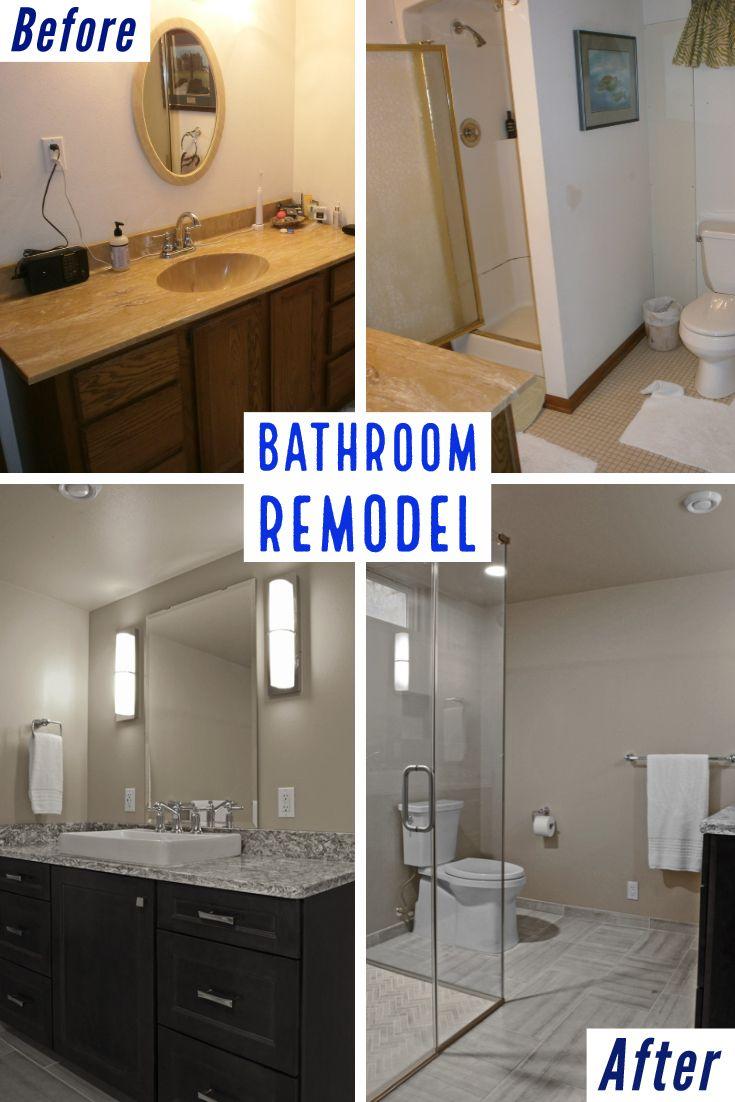 Wauwatosa Bath Remodel Bathrooms Remodel Small Bathroom Remodel Bathroom Remodel Tile