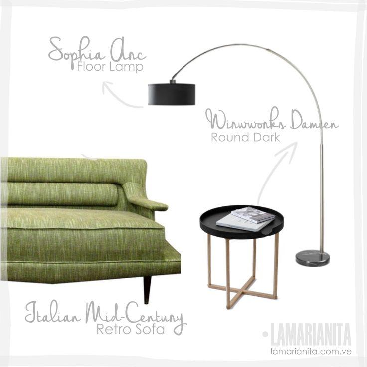 Amamos el dise o italiano de los a os 50s sof de dos - Sofas diseno italiano ...