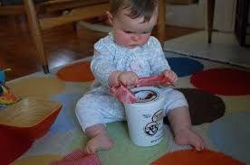 Afbeeldingsresultaat voor baby ontdekt