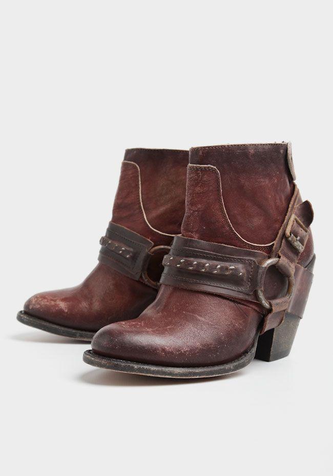 Freebird By Steve Madden El Paso Boots