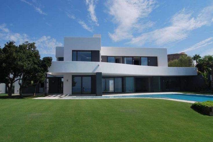 Ville moderne di design - Costruzione a Marbella