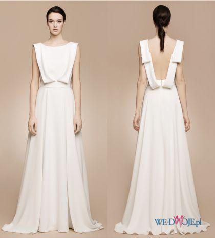 Suknia ślubna maksi