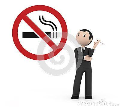 Interdiction de fumer dans les lieux publics/Ban on smoking in public places/Förbud mot rökning på offentliga platser