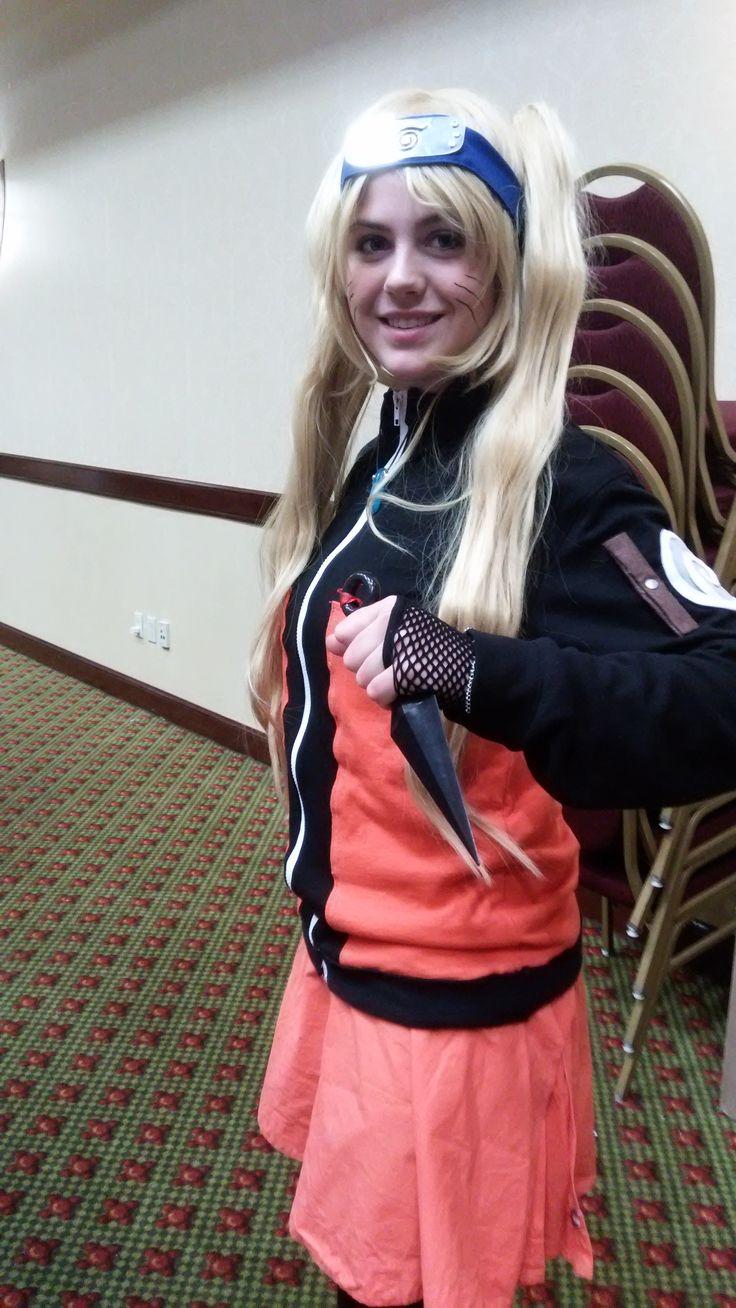 She Did So Good Making Herself Narutos Genderbender Er XD Naruto ImpressionnantAnime Conventions