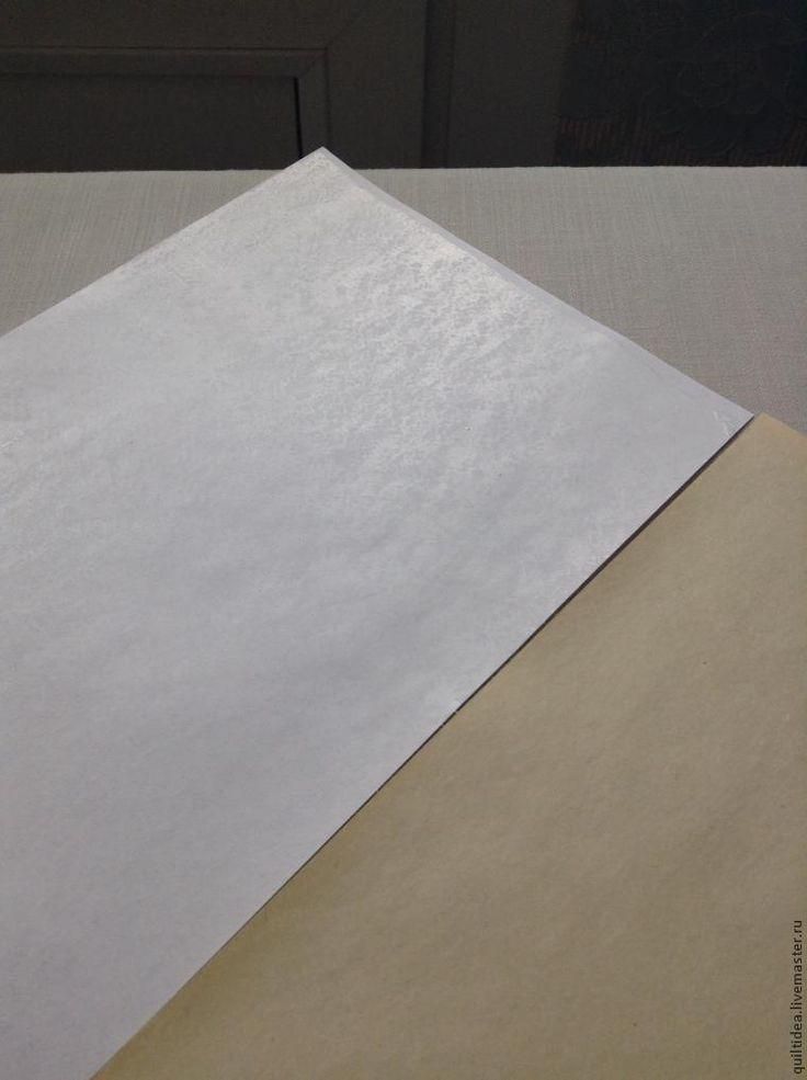 Бумага для заморозки своими руками - Ярмарка Мастеров - ручная работа, handmade