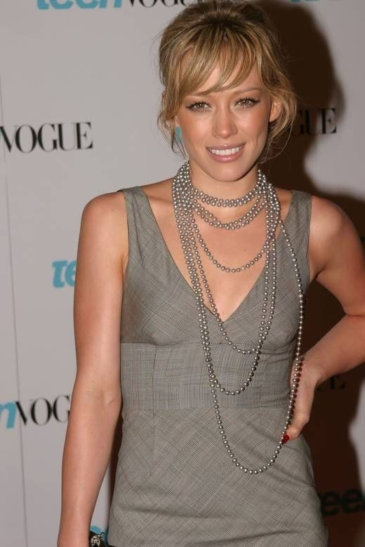 Official Hilary Duff Aging Timeline