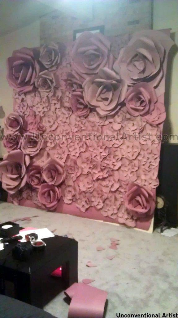 Making chicago designer set prop artistic director valentines day romantic love flowers flower artist visual merchandising window