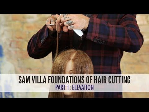 Hair Cutting Foundations Part 1: Controlling Elevationhttp://www.samvilla.com/pro/blog/hair-cutting-foundations-part-1-controlling-elevation#.VJZNGsB8