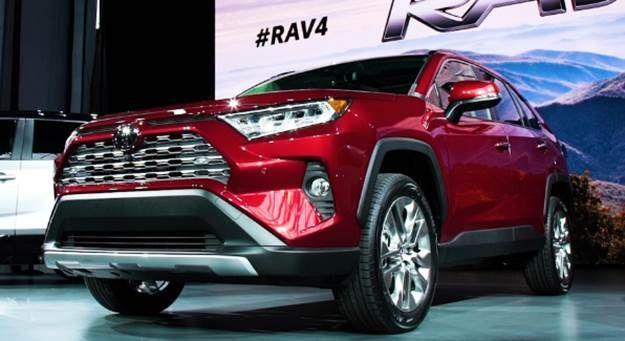 2020 Toyota Rav4 Specs Latest Information About Toyota Cars