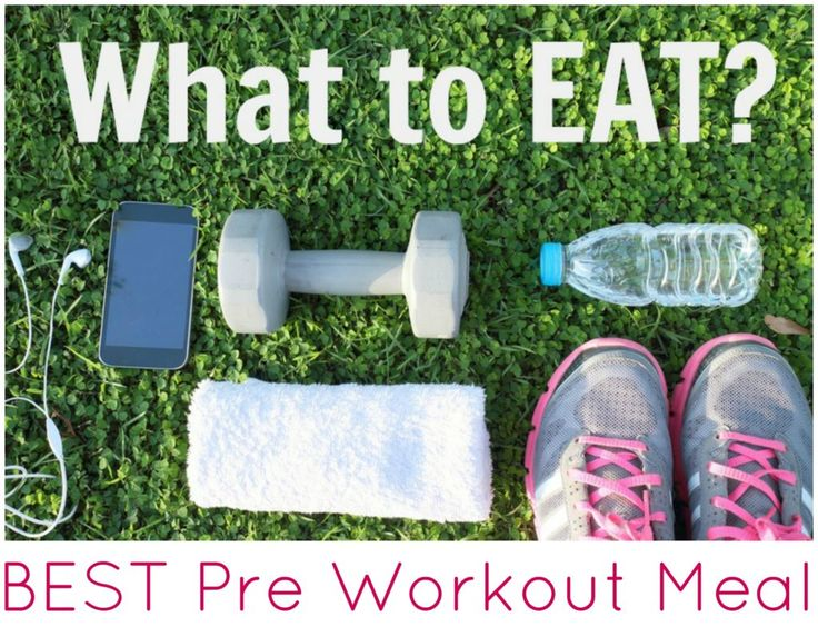 What's the Best Pre Workout Meal? Hint: It is NOT a protein shake! ---clean cuisine