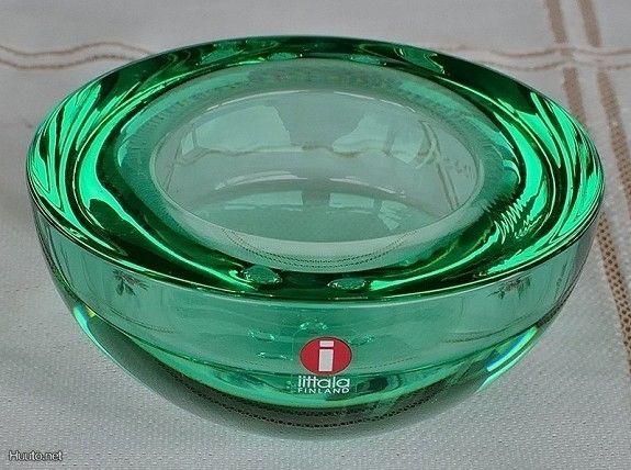 FINN.no - Mulighetenes marked. Iittala Ballo. Design Annaleena Hakatie. Produsert 1995-2001. 70 kroner.