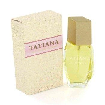 Diane von Furstenberg Tatiana is een damesgeur uit 1975, met in de top bergamot, hyacint en oranjebloesem, in het hart jasmijn, narcis, roos en tuberoos en in de basis muskus, amber en sandelhout