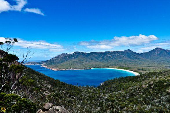 Wineglass Bay – Freycinet, Australia | Atlas Obscura