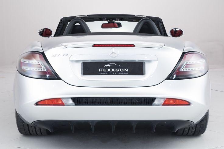 2010 Mercedes-Benz SLR McLaren SLR Roadster