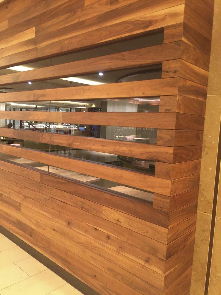 Nobu Restaurant Facade | Crown Casino