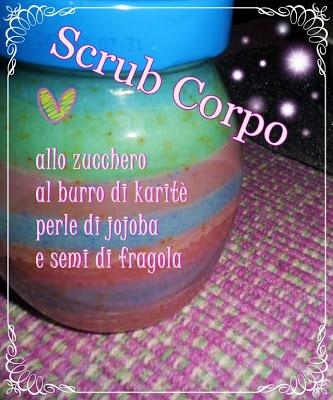 scrub corpo multicolor