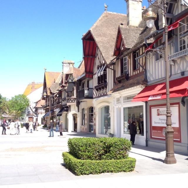 Deauville, Normandy.. Perfect weekend destination