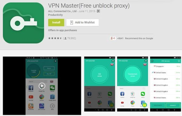 Vpn Proxy Master For Windows 10