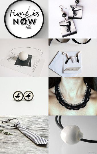 Time is now! by Francesca Vicario on Etsy--Pinned with TreasuryPin.com