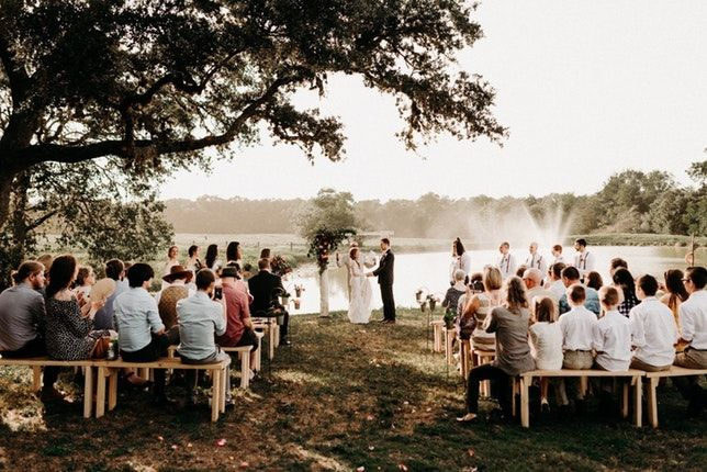 Cottages On Mill Creek Austin Wedding Venue Round Top