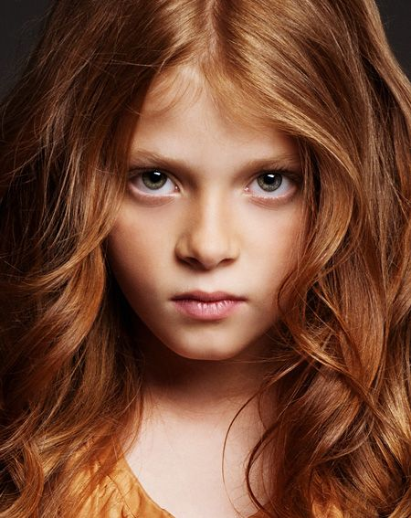 Charming Child… ginger