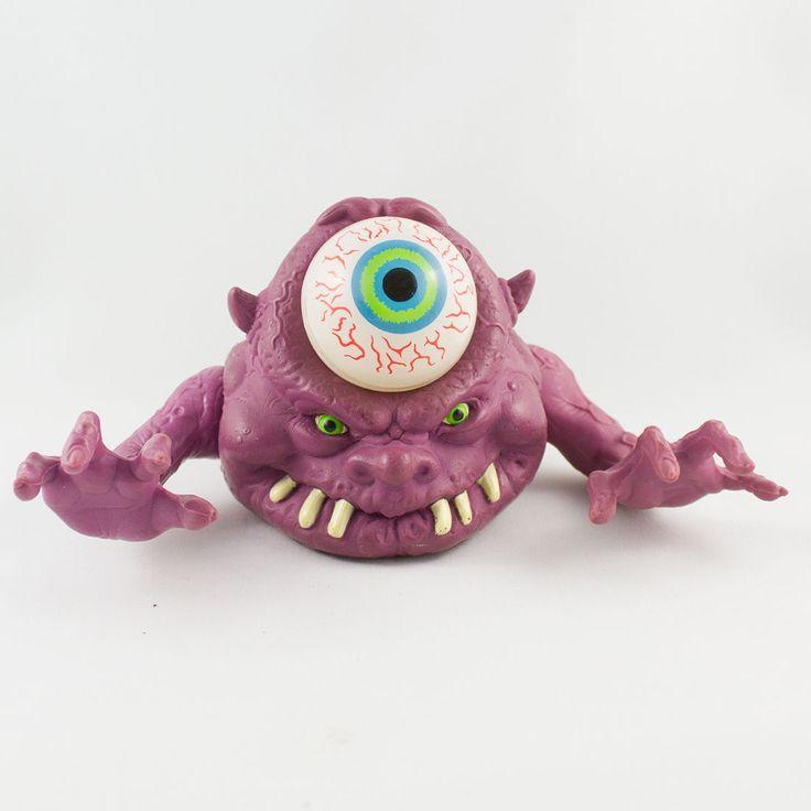 Bug Eye Ghost, 1984.