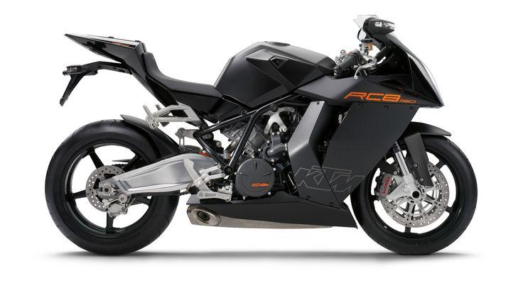 2010 KTM 1190 RC8