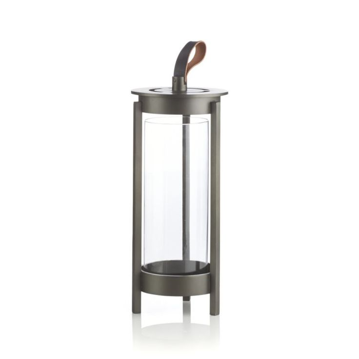 Carmel Small Lantern  | Crate and Barrel