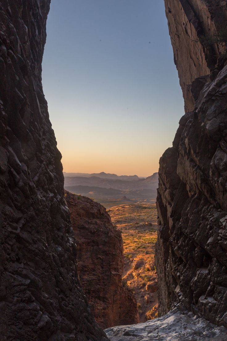"""Window Trail - one of the great hikes in in Big Bend NP. Find out the other """"best hikes in Big Bend""""!"""