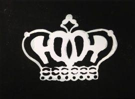 Draag je onzichtbare kroon...