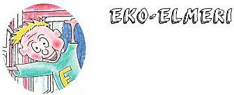 Eko Elmerin leikit, laulut, runot ja muuta puuhaa