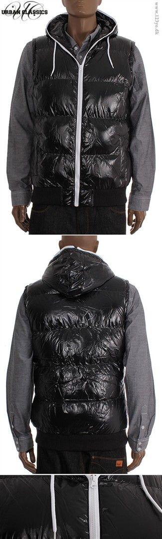 Urban Classics Hooded Vest