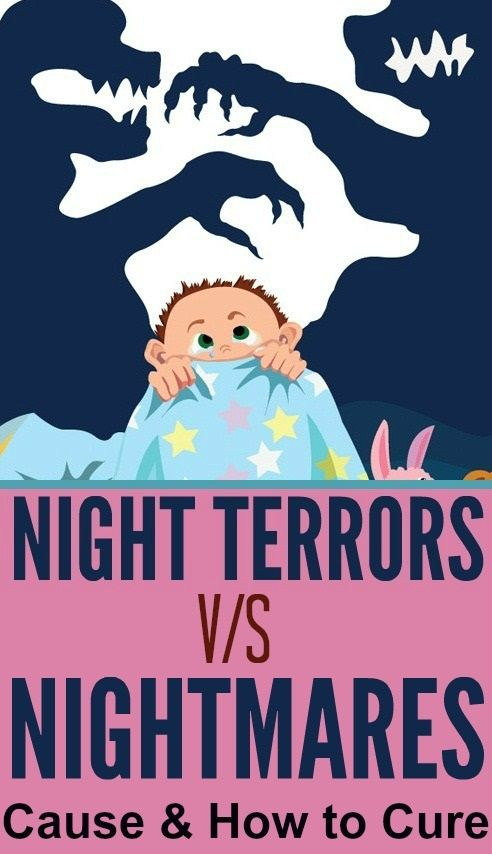 What Causes Nightmares & Night Terrors In Babies And How To Cure Them?