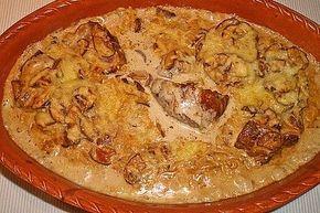 Baked pork fillet   – Essen